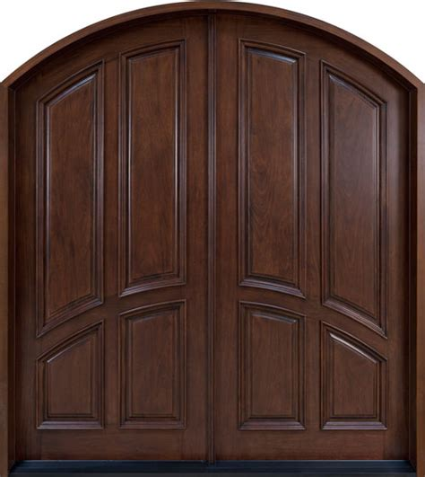 Custom Wood Front Door Front Door Custom Solid Wood With Custom Finish Classic Model Db 152 Dd Cst Classic
