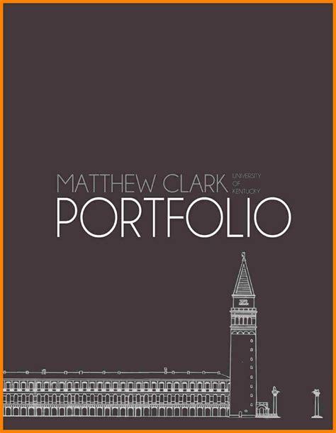 8 simple portfolio cover page sephora resume