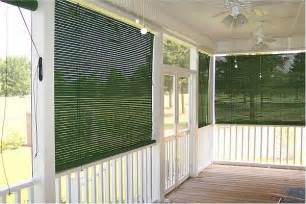 Porch Shades And Blinds Basswood Roll Up Woven Wood Shades For Porch