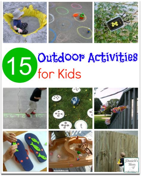 backyard activities for kids cool games button golf
