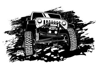jeep cartoon offroad search photos jeep