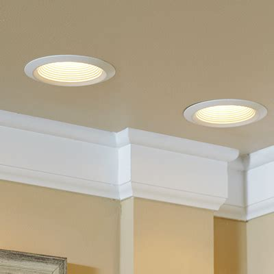 Bathroom Recessed Ceiling Lights - bathroom lighting at the home depot