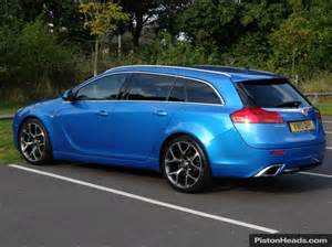 Opel Insignia Estate Object Moved