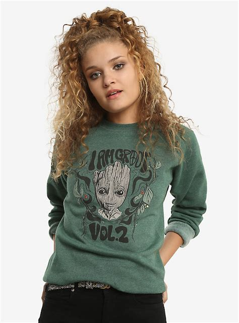 Hoodie Guardian Of The Galaxy I Am Groot 05 marvel guardians of the galaxy vol 2 i am groot
