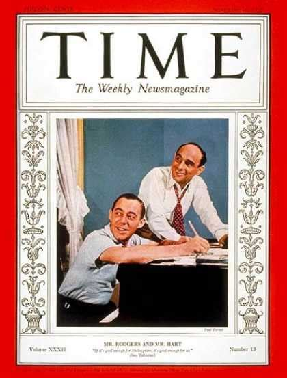 my richard rodgers et lorenz hart time covers 800 849