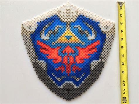 the bead master legend of link perler bead master sword shield set
