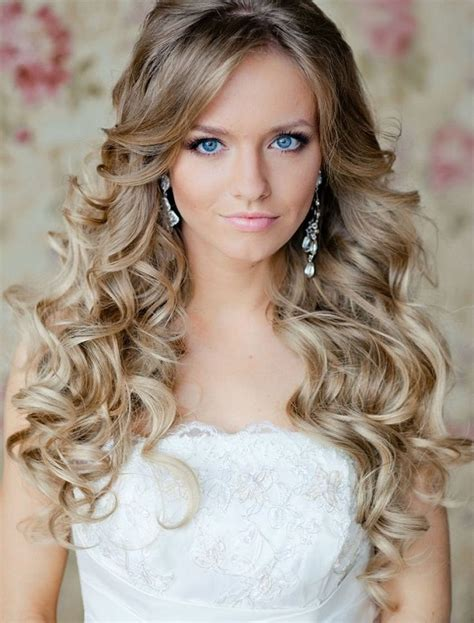Wedding Hair Let by Let Your Hair At Your Wedding Wedding Hair Style