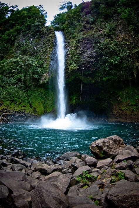 tropical waterfall a girl can dream pinterest
