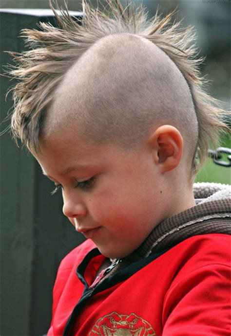 kids mohawk haircut kids mohawk hairstyle children s long layered hairstyles