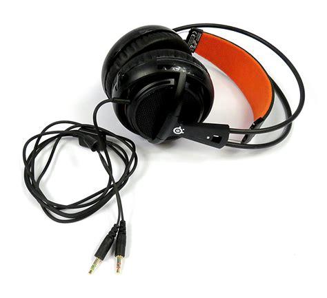 Headset Gaming Steelseries Headset Siberia 200 Black steelseries siberia 200 wired gaming headset 51133 black headphones blackmore it