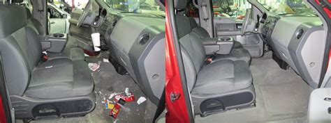 Interior Car Detailing Prices by Country Autospa Before And After Images