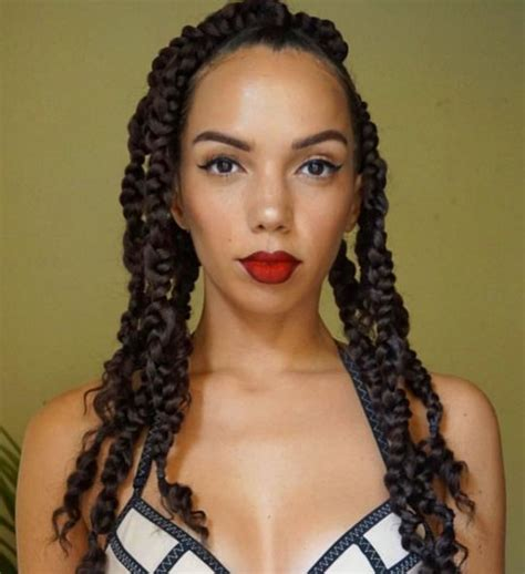 easy hairstyles with jumbo braiding hair 15 easy protective styles you can do even if you suck at
