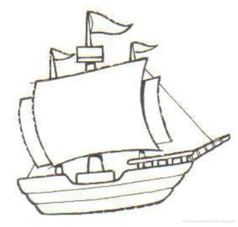 los barcos de cristobal colon para colorear imagenes de las tres carabelas de crist 243 bal col 243 n imagui
