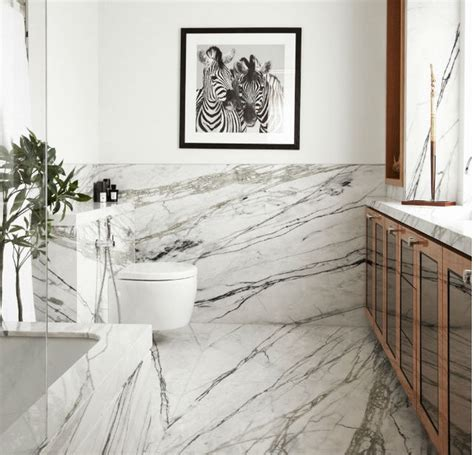 10 marble bathroom ideas for your home