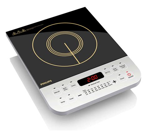 induction cookbook daily collection induction cooker hd4928 00 philips