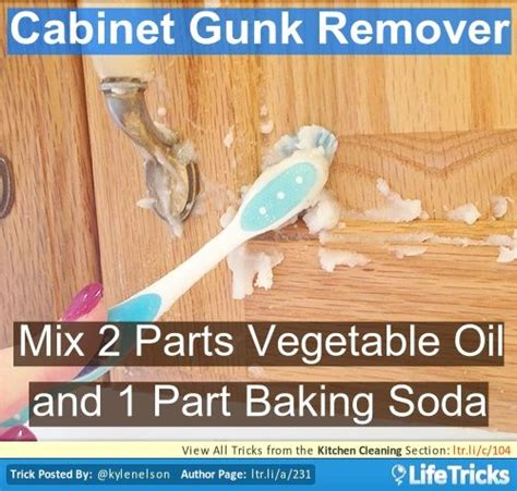 cleaning kitchen cabinets with baking soda kitchen cleaning kitchen cabinet gunk remover and lots