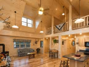 Interior Pictures Of Log Homes log cabin interior ideas amp home floor plans designed in pa