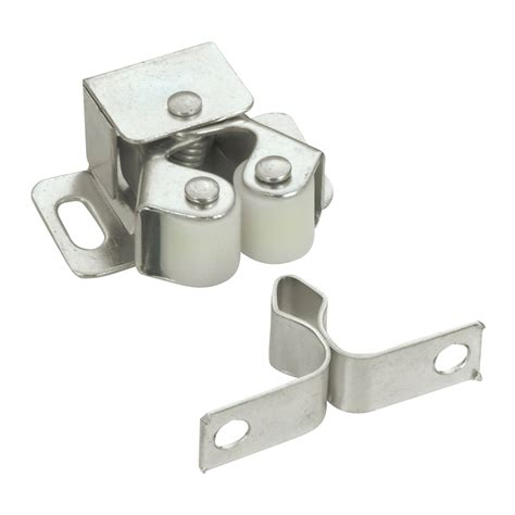 shop richelieu 10 pack zinc cabinet catch at lowes com