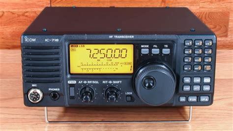 Radio Ssb Icom Icom 718 Garansi 1 Thn icom ic 718 transceptor hf ssb 1 8 30mhz 100w dsp soundy brasil radiocomunica 231 227 o