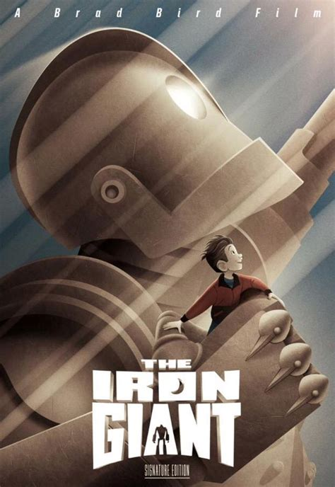 the iron giant vin diesel teases the iron giant 2 announcement red