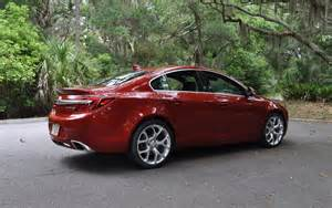 Buick Regal 2015 Review 2015 Buick Regal Gs Awd Review