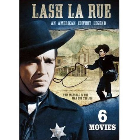 cowboy film collection lash la rue an american cowboy legend 6 film collection