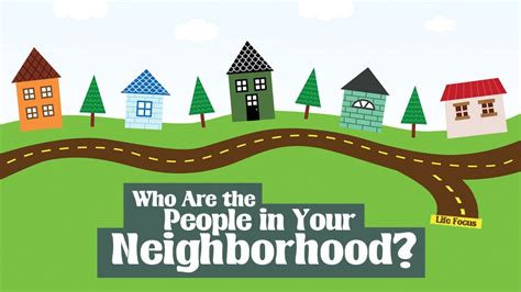 Who Are The Who Are The In Your Neighborhood Travisagnew Org