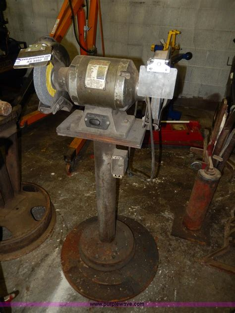 buffalo bench grinder buffalo electric bench grinder no reserve auction on