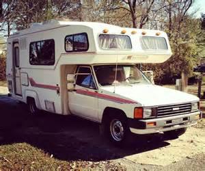 Toyota Motorhomes For Sale 1987 Toyota Sunrader Motorhome For Sale In Batesville