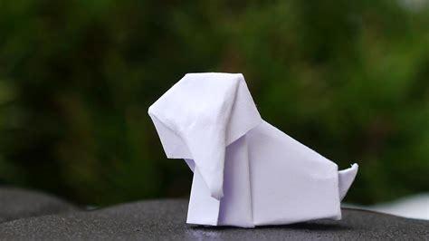 Baby Elephant Origami - origami baby elephant