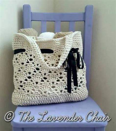 crochet lavender bags pattern free vintage market tote crochet pattern the lavender chair
