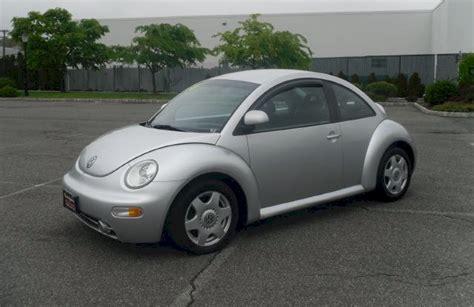 volkswagen beetle silver 1998 volkswagen new beetle silver 200 interior and