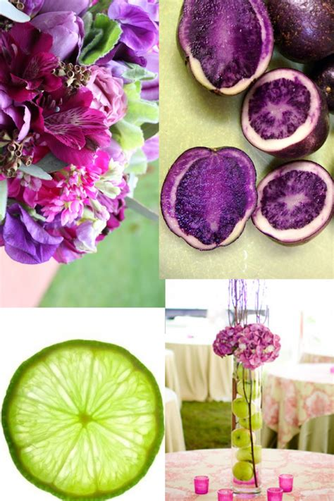 bold color wedding color trends in 2015 neutral bold color