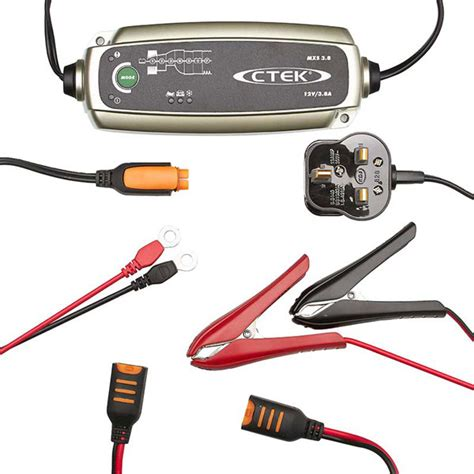 ctek smart charger ctek mxs3 8 smart battery charger conditioner