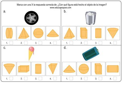 figuras geometricas tridimensionales para niños formas y figuras geom 233 tricas tridimensionales para ni 241 os
