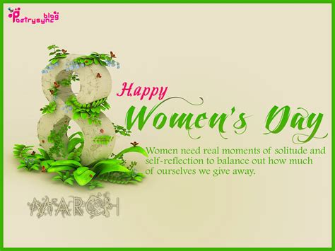 womens day quotes poems quotesgram