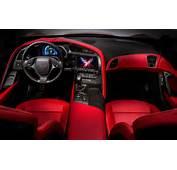 2014 Chevrolet Corvette Interior In Red Photo 44