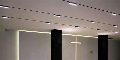 sistema di illuminazione a led sistemi a binario illuminazione