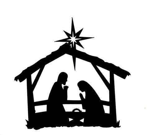 imagenes de siluetas del nacimiento de jesus siluetas de nacimiento 2 siluetas pinterest siluetas