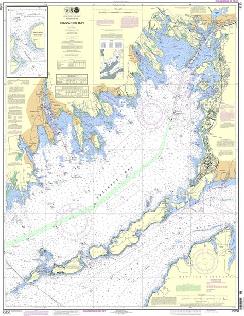 International Building Code Noaa Chart 13230 Buzzards Bay Quicks Hole