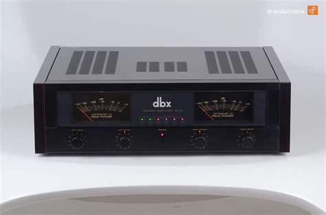 Power Lifier Dbx Dbx Bx 3 Multi Channel For Sale