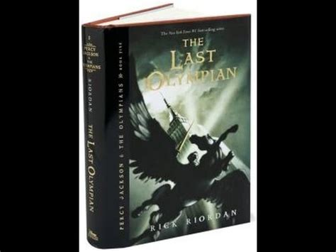 the last olympian book report the last olympian percy jackson and the olympians book 1
