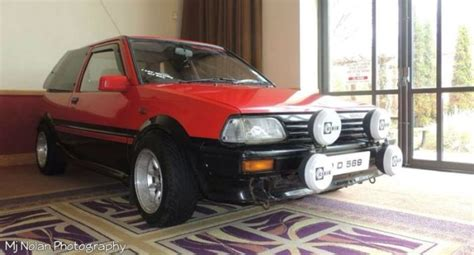Toyota Starlet Boxy Mint Boxy Starlet Ep70 For Sale Nct 2015 For Sale In