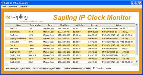 ip monitor software sapling s ip monitor software keep an eye on every