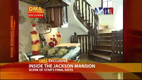 making michael inside the 1910782513 exclusive inside michael jackson s mansion youtube