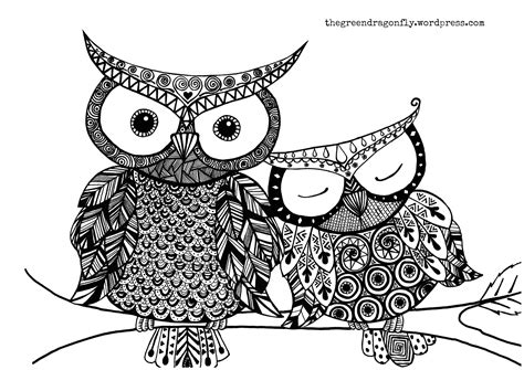 owl mandala coloring pages animal mandala coloring pages to and print for free