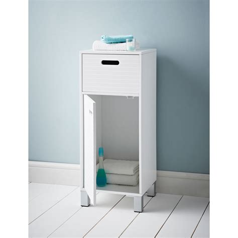 Bathroom Towel Storage Units Free Standing Assembled Bathroom Storage Cabinet Drawer Shoo Towel Tidy Unit Ebay