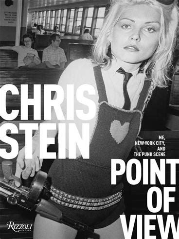 chris stein signs   book   soho gallery