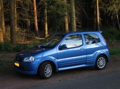 Suzuki Ignis Sport Review Suzuki Ignis 1 5 Sport 2005 Gebruikerservaring