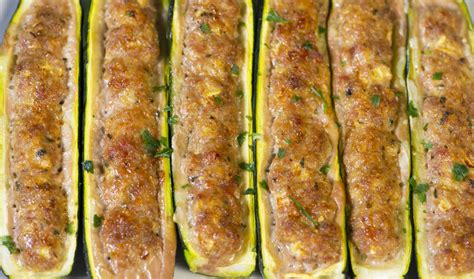 come cucinare le zucchine con il bimby ricetta zucchine ripiene ricette di buttalapasta